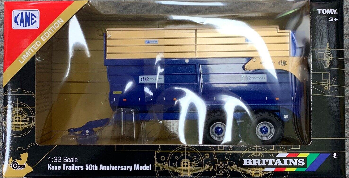 BRITAINS anniversaire Kane Remorque-Limited Edition 43219