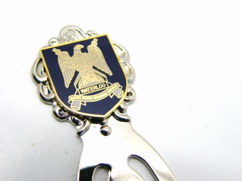 THE ROYAL SCOTS DRAGOON GUARDS BADGE CREST BOOKMARK ARMY MILITARY GIFT IN POUCH