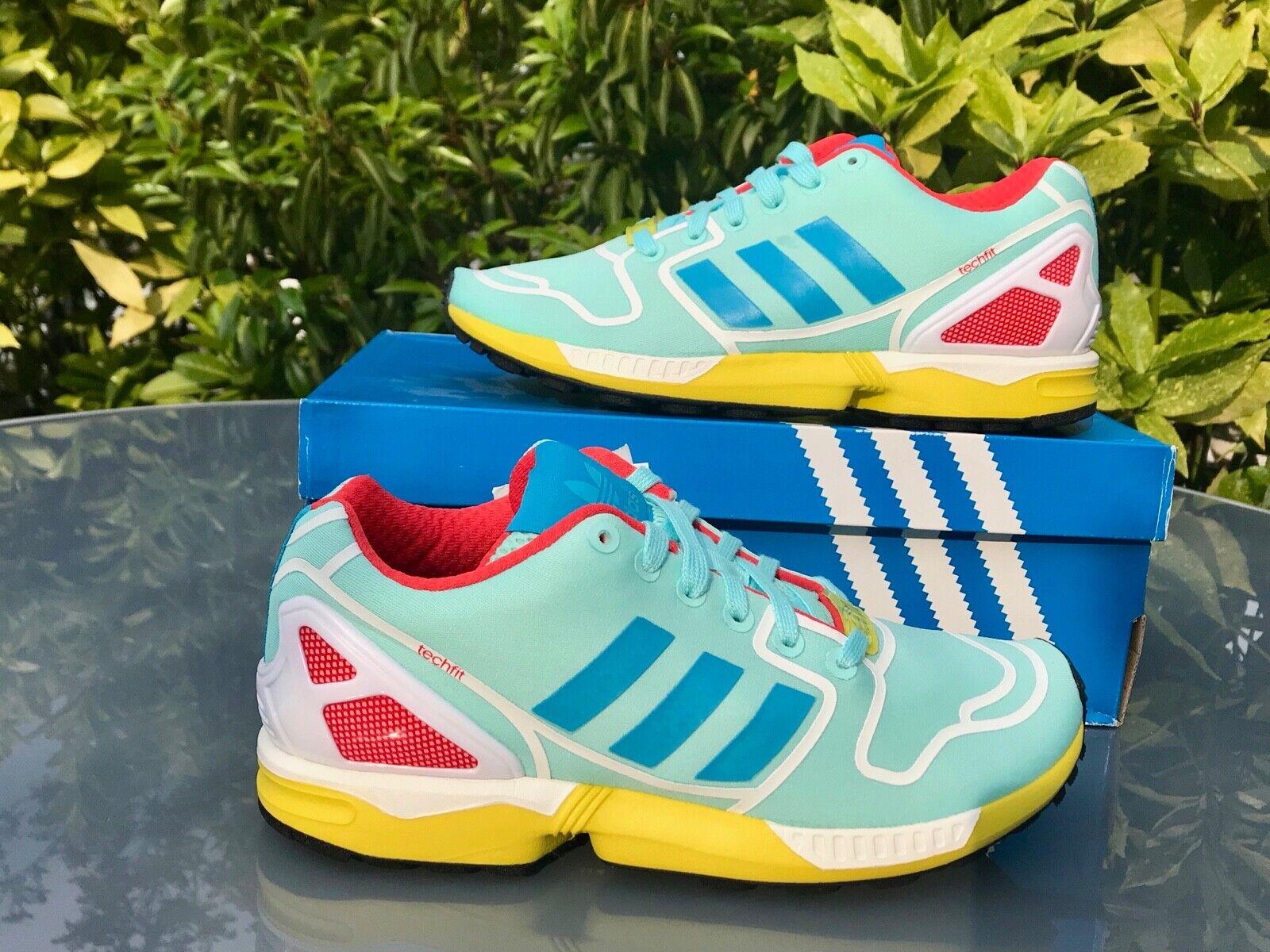 Adidas ZX Flux Techfit  HYDRA  (2015) EUR 38 2 3 US 6 UK 5,5 AF6304 Torsion 9000