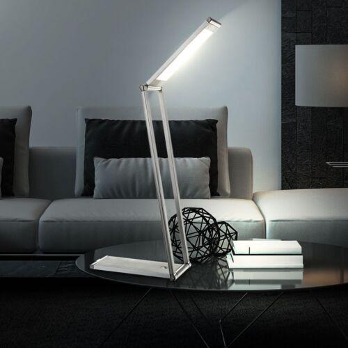 Luxus Nacht Tisch Lampe bewegliche LED Leuchte dimmbarer Schlaf Wohn Living-XXL