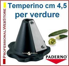TEMPERINO PER VERDURE TEMPERA VERDURE DECORARE PIATTI CM 4,5 decorazioni verdure