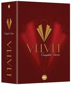 Velvet The Complete Spanish Tv Series Brand New 18 Disc Dvd Box Set 815047019775 Ebay