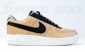 huge discount 99442 74abf Image is loading NIKE-Air-Force-1-Low-One-RT-TAN-