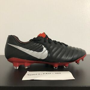 competitive price a0ec3 8c4be Details about New Nike Tiempo Legend 7 Elite FG Mens Soccer Cleats  AH7238-006 MSRP $230 Sz 6.5