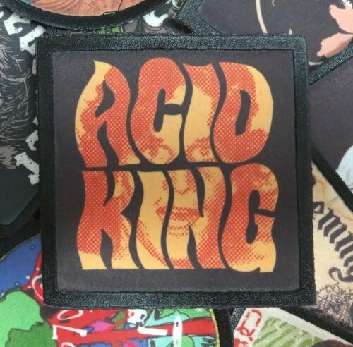 * ACID KING patch Stoner,desert,rock,metal,sew,merch,sleep,band,doom,dope