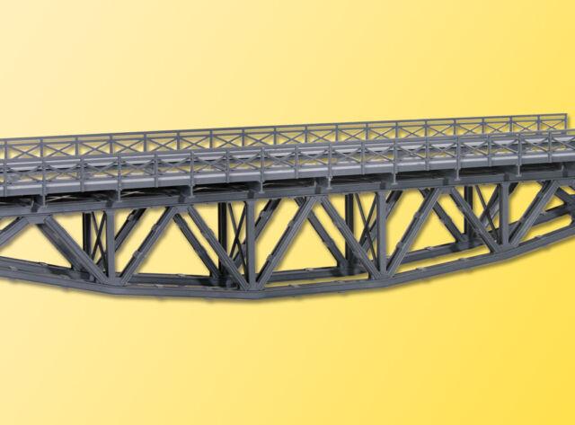 Kibri 39703 Stahl-Unterzugbrücke, à Voie Unique, Kit de Montage,