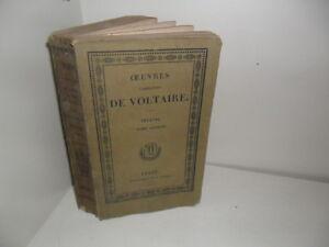 Oeuvres-completes-de-Voltaire-Tome-2-Theatre-tome-premier-Imp-Dupont-1823