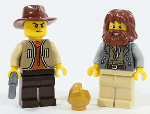 b2b72b4261ba8 Image is loading NEW-LEGO-WILD-WESTERN-PROSPECTOR-COWBOYS-MINIFIGURE-PACK-