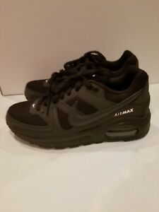673c501403ba Nike Air Max Command Flex (TD) Black Anthracite 844348-002 Toddler ...