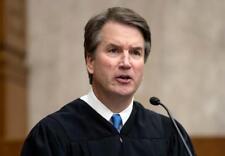 JUSTICE BRETT KAVANAUGH FAMILY GLOSSY POSTER PICTURE PHOTO trump swear in 5074