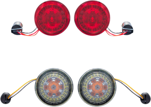 Custom-Dynamics-PB-BCM-KIT2-ProBeam-Turn-Signal-Insert-Kit-for-Harley-Davidson