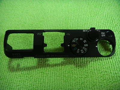 for Sony Cyber Shot H1 DSC-H1 Silver Shutter Release Button Repair Part ZVMA636