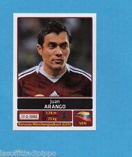 COPA AMERICA 2011 ARGENTINA-Figurina n.197- ARANGO -VENEZUELA-NEW BLACK