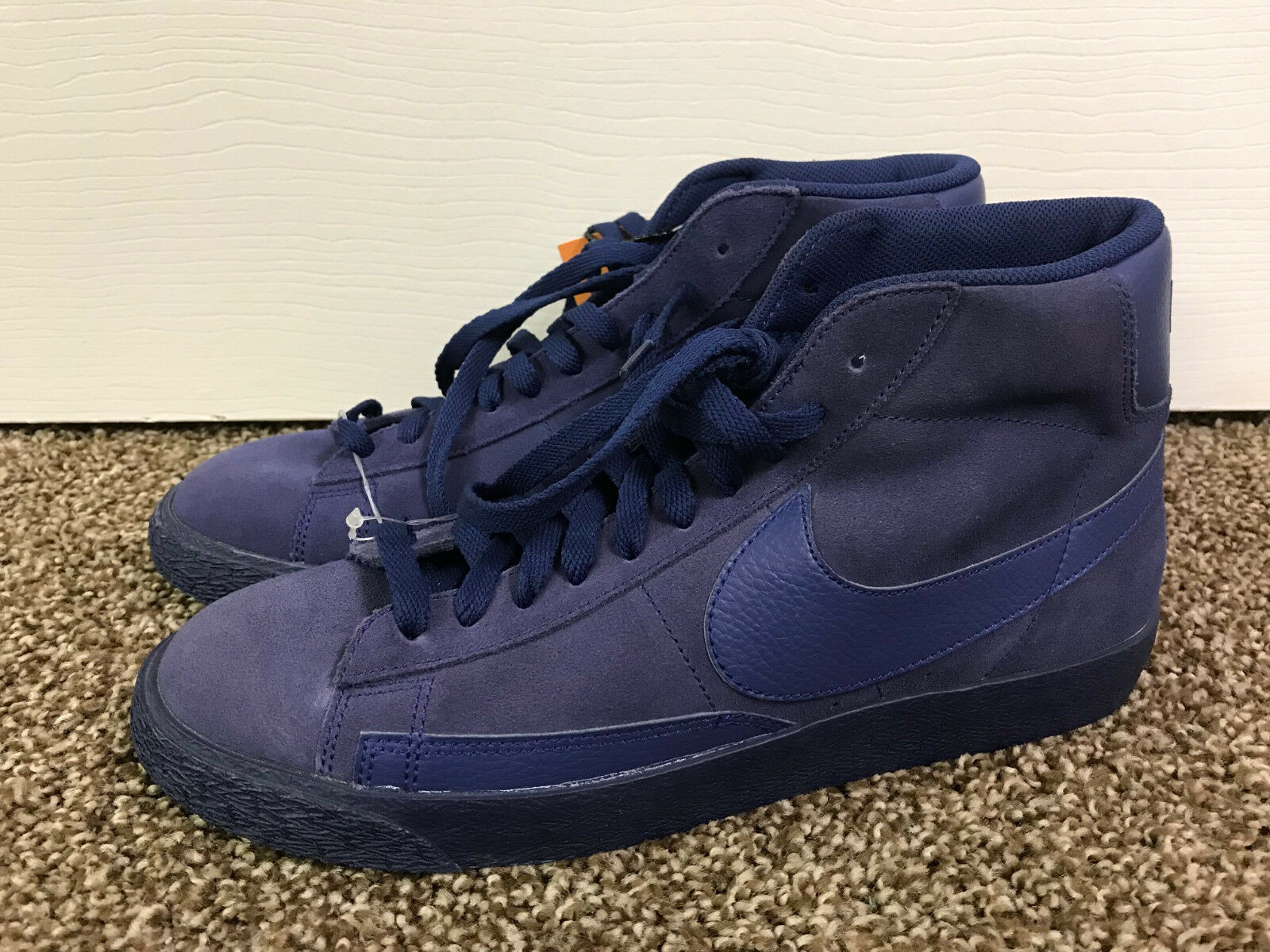 basket - ball nike blazer vintage mi mi mi - prime taille 10 (638261-404 loyal bleu) 2fa8dd