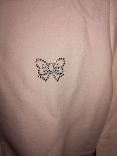 Blanc Mammol shirt Design Strass Sweat 7 Couleur Nani Femme Fix Tg S Zip waXqgBqZ