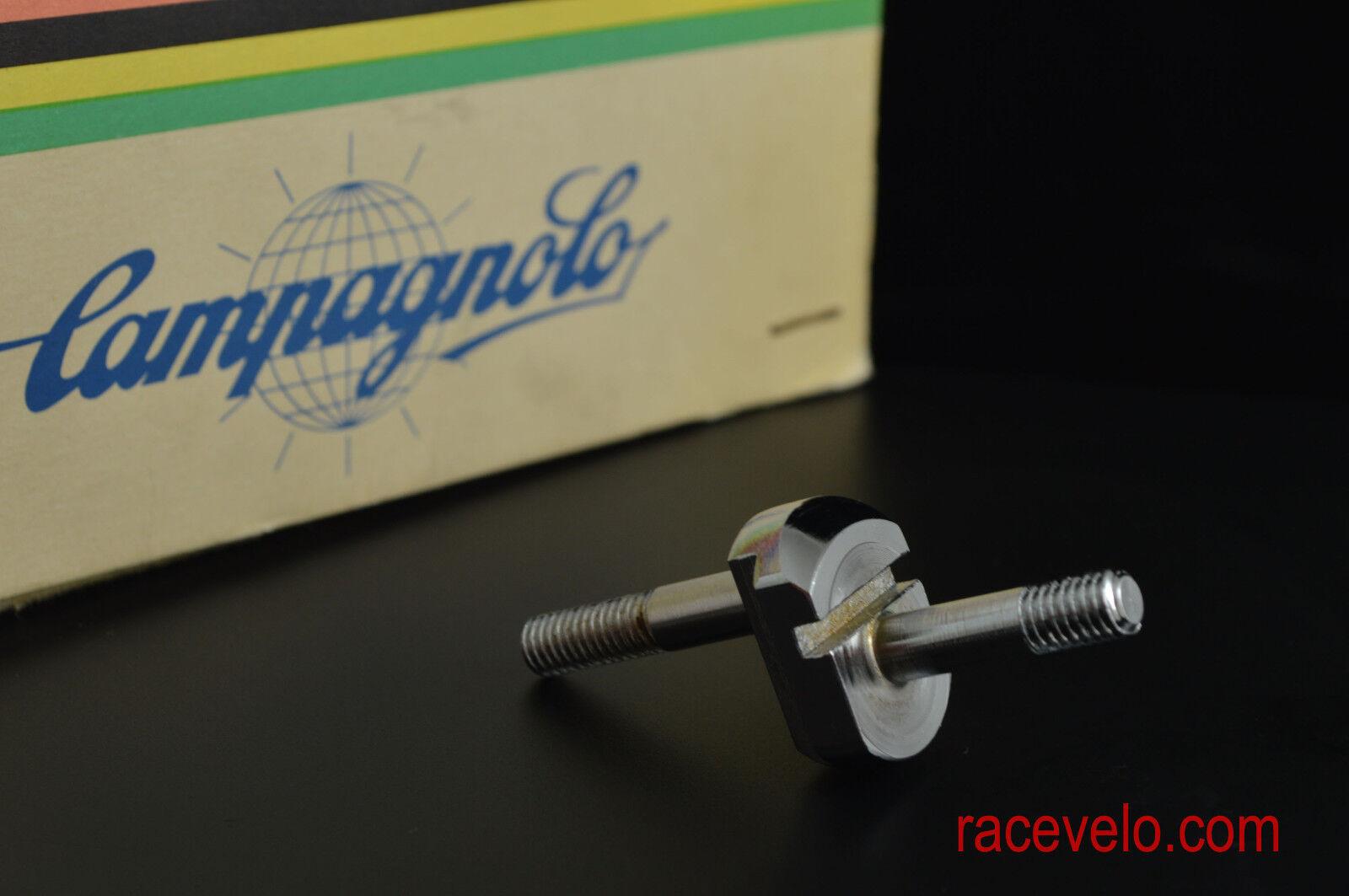 Vintage NOS Brake drop bolt chrome  for Campagnolo Dia Compe gipiemme short NEW  convenient