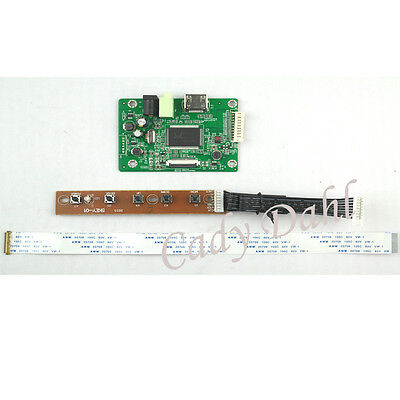 HDMI LCD Controller Board Kit for 1920x1080 2Lanes 30 Pins EDP LCD Display  Panel | eBay