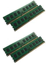 8GB 4X2GB PC3-10600u DDR3-1333 Dell Optiplex 780 390 790 HP Elite 8000 8100 2Rx8