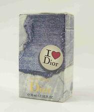 I LOVE DIOR Christian Dior 50ml EDT Eau de Toilette Spray NEU/OVP RAR