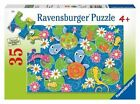 Ravensburger BRAND 35pc Puzzle - Colorful Reptiles in Shrink