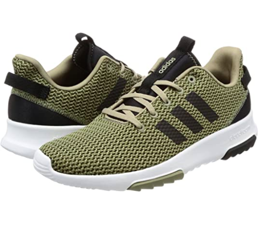 adidas Neo CF Racer TR Olive Green