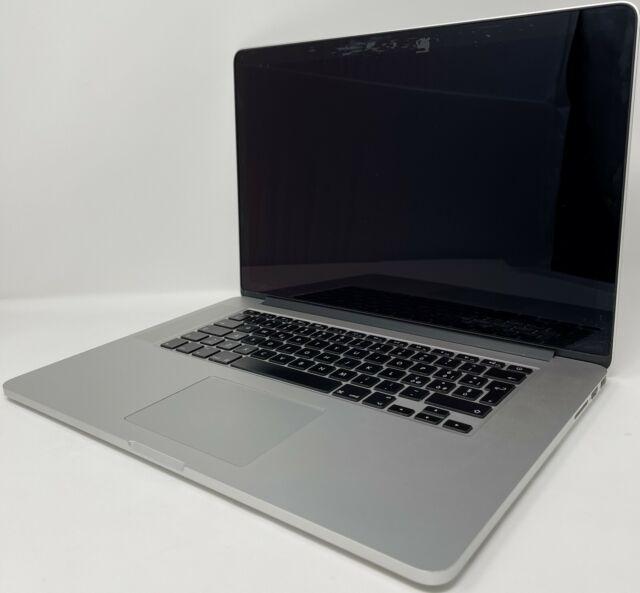"""Apple MacBook Pro 15"""" Retina 2013 256GB SSD ME293LL/A AR COAT, Italian Keyboard"""