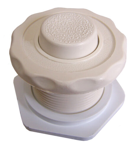 Air Button Helps Prevent Finger Nail Breakage Biscuit with Raised Button