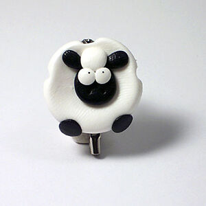 Cute Sheep Badge Handmade Baa Stocking Party Bag Filler Farm Lamb Gift Ideas Ebay