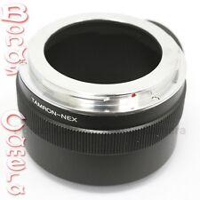 Tamron Adaptall 2 Lens To Sony NEX E mount Adapter Tripod A7 A7R NEX-5T 7 A6000