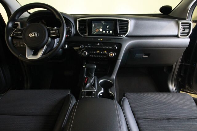 Kia Sportage 1,6 CRDi 136 GT-Line DCT