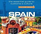 Spain - Culture Smart! by Belen Aguado Viguer (CD-Audio, 2016)