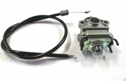 753-04296 *OEM* Genuine MTD  Carburetor /& Cable