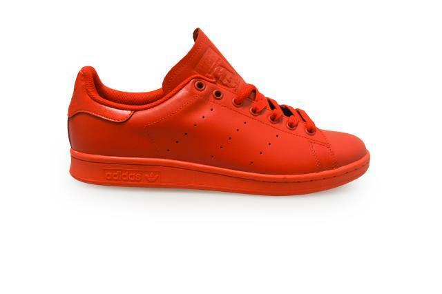 HOMMES ADIDAS STAN SMITH - s75547 - Baskets rouge