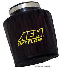 "AEM Air Filter Wrap - 1-4000 PREFILTER; 6"" BASE, 5-1/4"" TOP, 5"" TALL"
