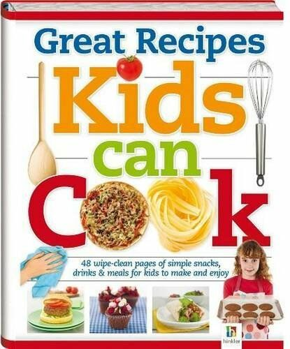 1 of 1 - Great Recipes Kids Can Cook,