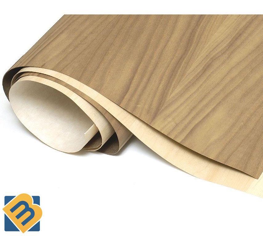 Paper Backed Wood Veneer: Flexible Veneer Sheets