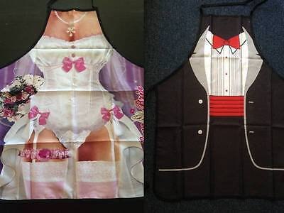 Minnie /& Mickey Mouse BBQ Chef Apron Wedding Anniversary Gift Idea Fun Loving