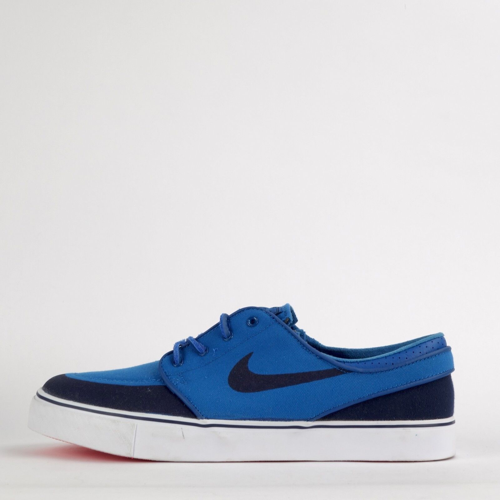 Nike SB Zoom Stefan Janoski Premium se Linea Uomo Scarpe da ginnastica Skateboard Blu