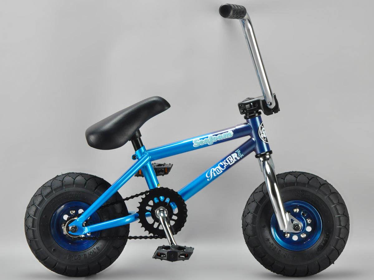 * GENUINE ROCKER-PAS - COPIE * - ROCKER-PAS SEAFOAM iROK + BMX RKR Mini Vélo BMX bbf38d