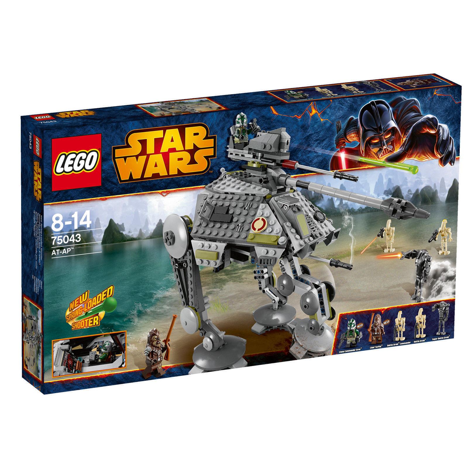 LEGO StarWars AT-AP (75043) neu OVP MISB