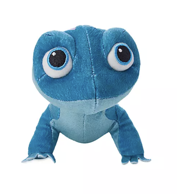 Bruni the Salamander Walk & Glow Fire Spirit - Frozen 2 is