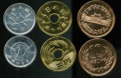 JAPAN 100 YEN PROOF RANDOM YEAR UNC COIN