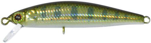 Lake Police Wobbler Farbe wählbar ILLEX  Flat Fly 50 SP Jackall Bros