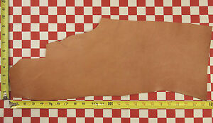 "HORWEEN ORCHID TUMBLED ESSEX W/ YUKON 5 oz. LEATHER 23.5""x9"" NAT. QLTY - SALE -"
