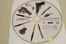Mr. and Mrs. Smith (DVD, 2009, Widescreen)Disc Only Free Shipping