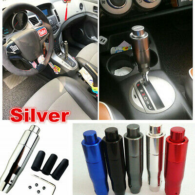 Abfer Manual Gear Shift Knob Universal Car Handle Stick Shifter Gear Knobs Fit Most MT Automatic Vehicle Blue