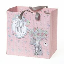 Me to You Medium For My Special Mum Gift Bag Pink Wrapping - Tatty Teddy