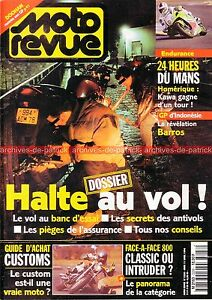 MOTO-REVUE-3228-SUZUKI-VS-800-Intruder-KAWASAKI-Vulcan-BMW-R80-GP-a-Sentul-1996