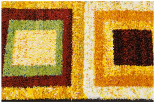 Materiale Sintetico Multicolore Viva Gioia Tappeto 133x190x2.53 cm