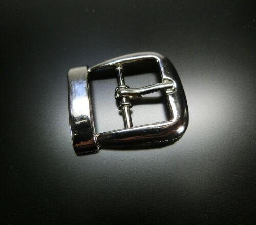 Gürtelschnalle Damen Herren 1,5 cm 15 mm Gürtelschliesse Buckle Wechselgürtel ##